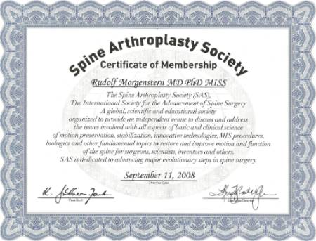 Spine_Arthroplasty_Society_Dr_Rudolf_Morgenstern